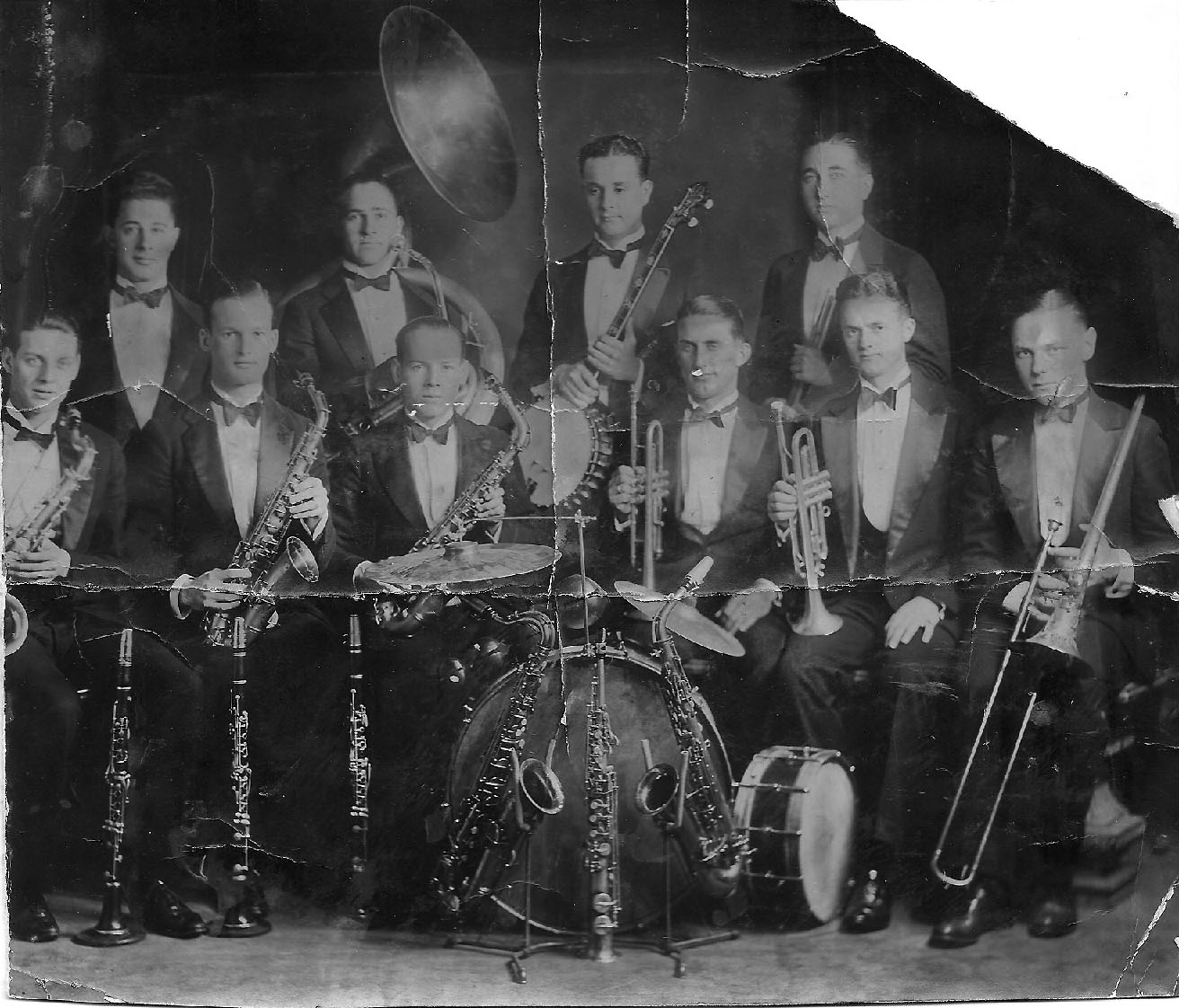 1920s-band