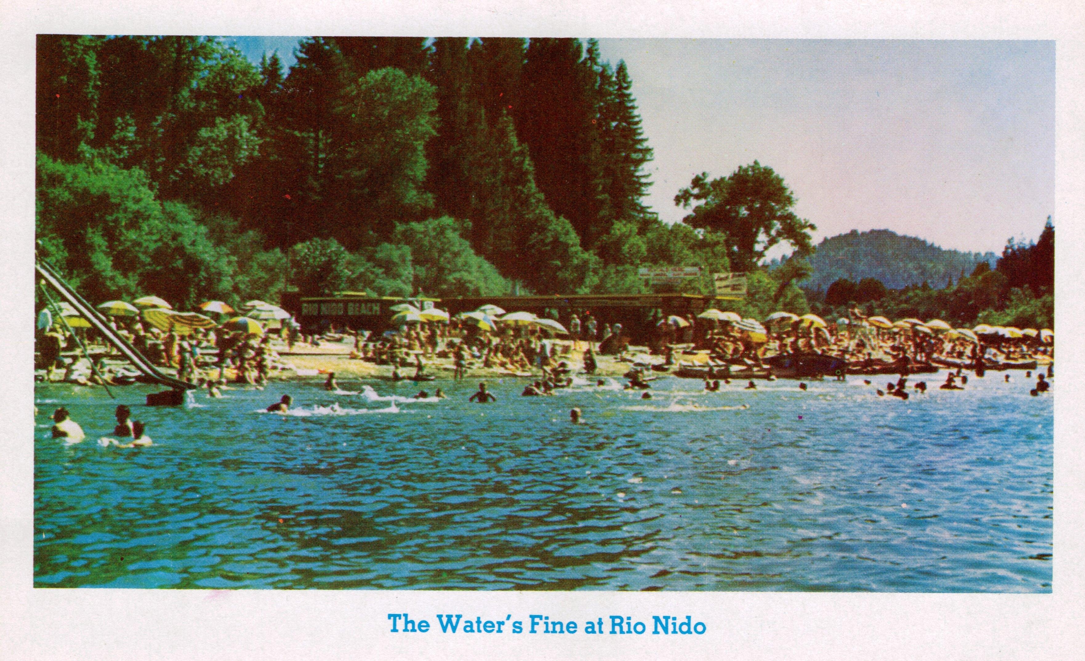 Rio NIdo Beach
