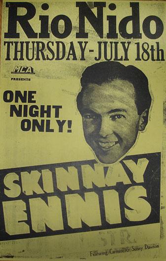 Skinnay Ennis