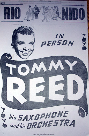 Tommy Reed