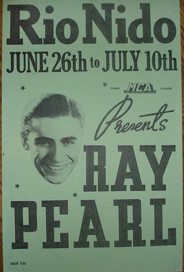 Ray Pearl