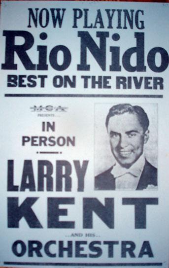 Larry Kent