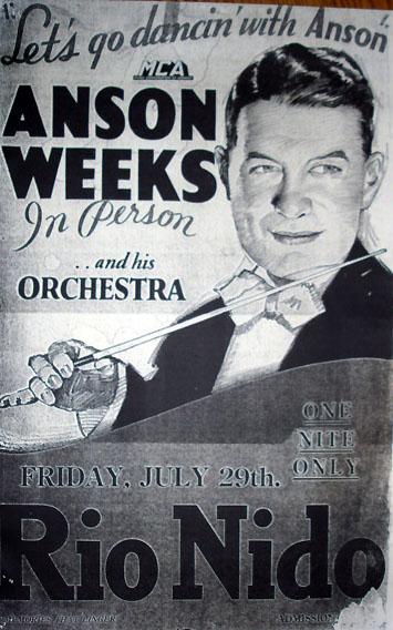 Anson Weeks