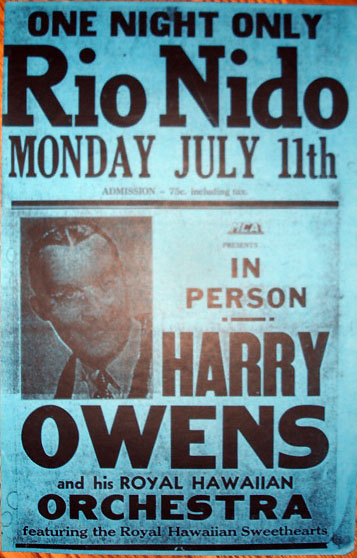 Harry Owens