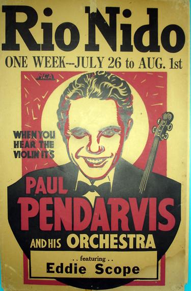 Paul Pendarvis