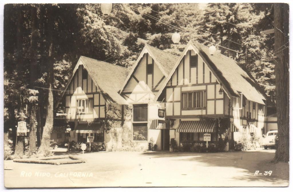 Rio Nido Lodge