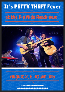 Petty Theft at the Roadhouse