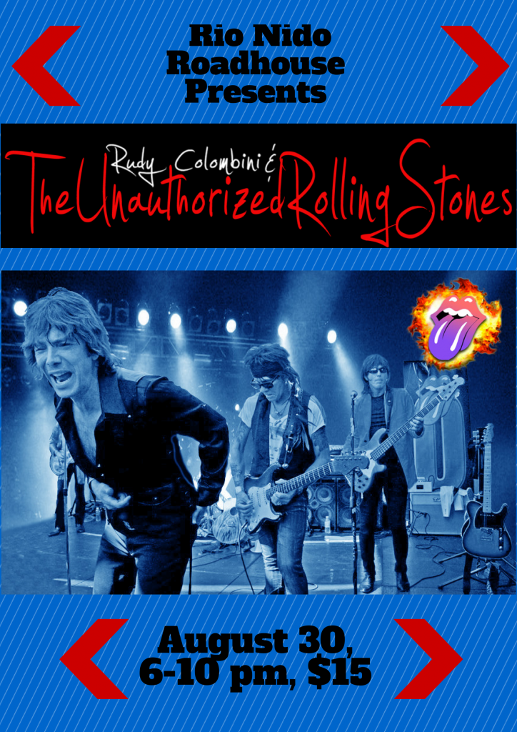 The Unauthorized Rolling Stones w: Rudy Colombini
